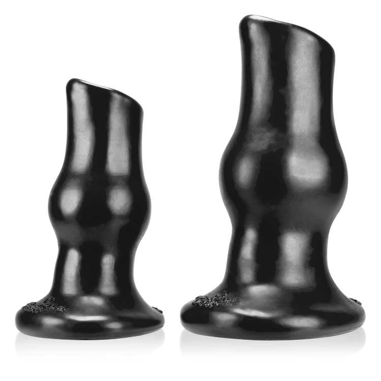 a4ab81e609d Oxballs Pig Hole Deep Buttplug - Leather 64 Ten Chicago