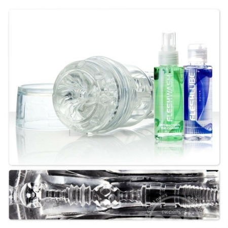 Fleshlight Go Torque Ice Value Pack Kit