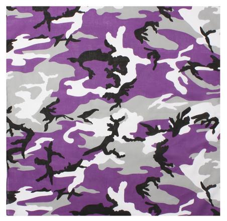 Camouflage Hankies Leather 64 Ten Chicago