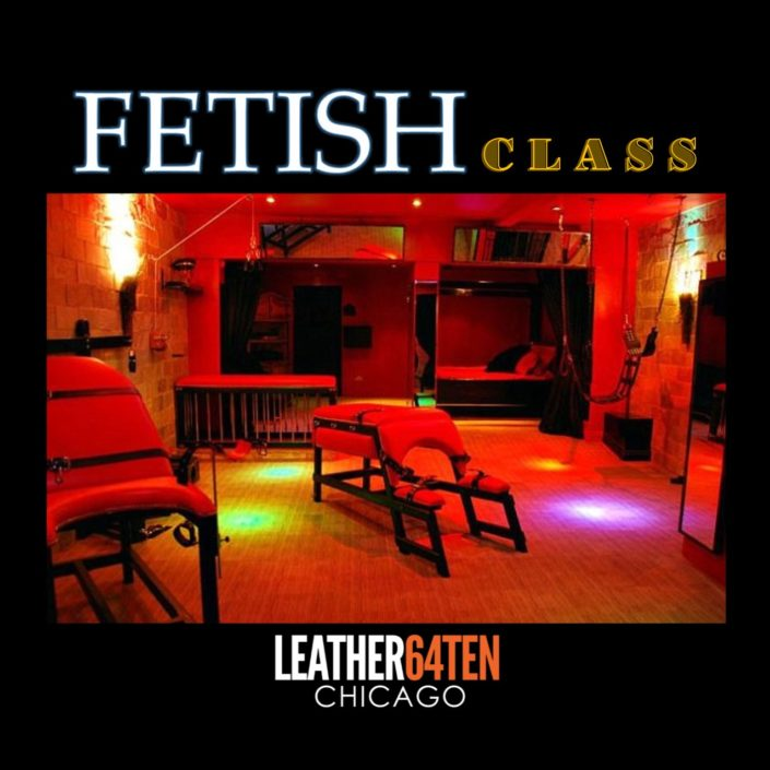 Leather 64Ten Fetish Class