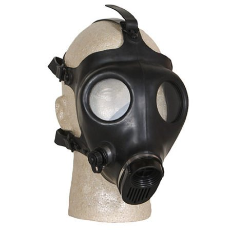 Israeli Army Gas Mask with Filter