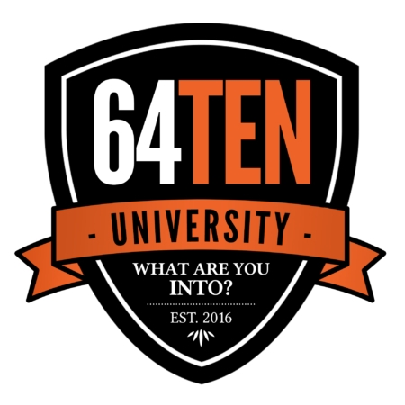 64ten university logo-highres