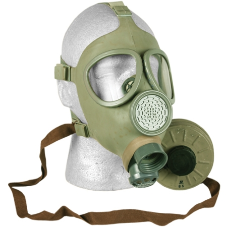 Czech CM4 Gas Mask with Filter