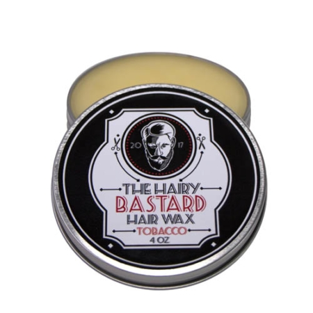 Tobacco Hair & Beard Wax by The Hairy Bastard
