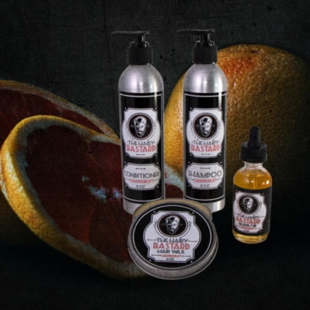Grapefruit Scented Beard Oil by The Hairy Bastard