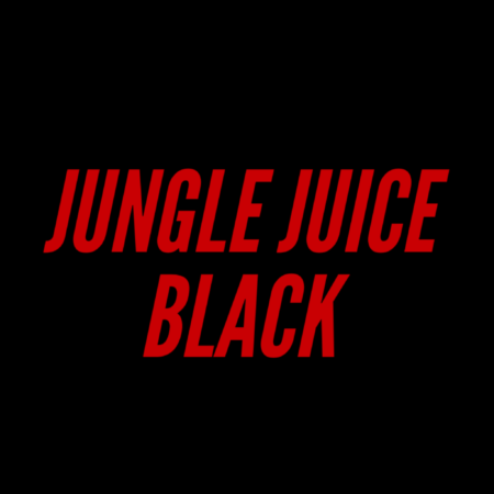 Jungle Juice - BLACK - 10ml