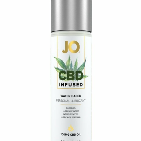 JO CBD Infused Water Based Personal Lubricant
