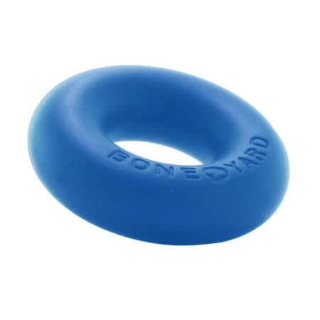 Boneyard Ultimate Silicone Cock Ring Blue
