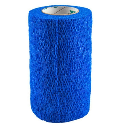 Co-Flex Cohesive Flexible Bandages by Andover - Blue